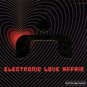 Sage Club - Electronic Love Affair - Cover