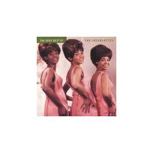 Cover - Velvelettes, The: Very Best Of The Velvelettes, The