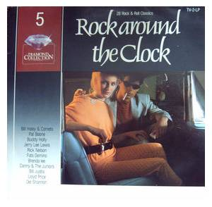 Diamond Collection Vol. 5 - Rock Around The Clock - Cover