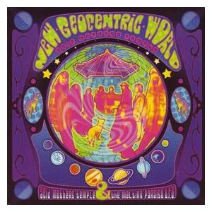 Cover - Acid Mothers Temple & The Melting Paraiso U.F.O.: New Geocentric World Of Acid Mothers Temple