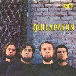 Cover - Quilapayun: Quilapayun
