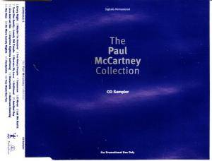 Cover - Paul McCartney: Paul McCartney Collection CD Sampler, The