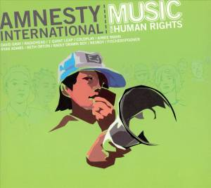 Cover - Fischerspooner: Amnesty International: Music For Human Rights