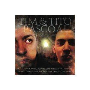Tim & Tito Pascoal: Sun Stood Still, The - Cover