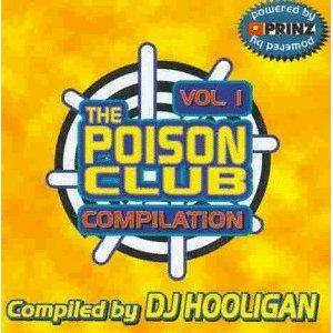 Poison Club Compilation - Vol. 1, The - Cover