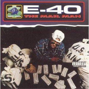 Cover - E-40: Mail Man, The