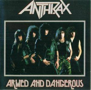 Anthrax: Fistful Of Metal / Armed And Dangerous (2-CD) - Bild 6