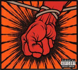Metallica: St. Anger - Cover