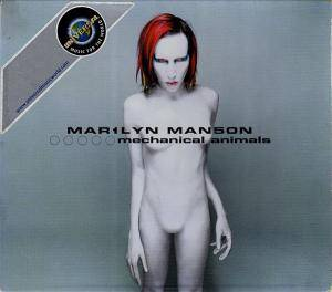 Marilyn Manson: Mechanical Animals (CD) - Bild 1