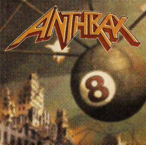 Anthrax: Volume 8 - The Threat Is Real! - Cover