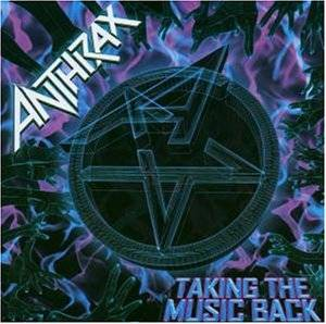 Anthrax: Taking The Music Back (Single-CD) - Bild 1