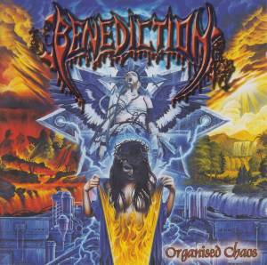 Benediction: Organised Chaos (CD) - Bild 1