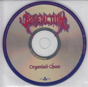 Benediction: Organised Chaos (CD) - Bild 4