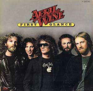 April Wine: First Glance (LP) - Bild 1
