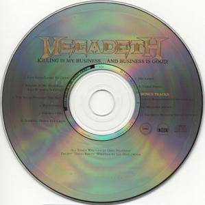 Megadeth: Killing Is My Business... And Business Is Good! (CD) - Bild 3