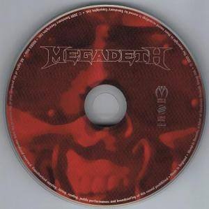 Megadeth: The World Needs A Hero (CD) - Bild 3