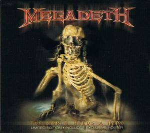 Megadeth: The World Needs A Hero (CD) - Bild 1