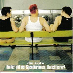 Die Ärzte: Runter Mit Den Spendierhosen, Unsichtbarer! (CD) - Bild 2