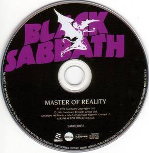 Black Sabbath: Master Of Reality (CD) - Bild 5