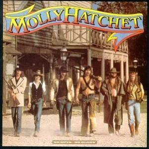 Cover - Molly Hatchet: No Guts...No Glory