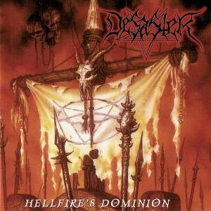 Cover - Desaster: Hellfire's Dominion