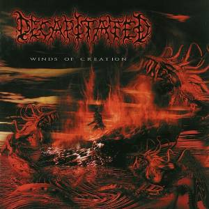 Cover - Decapitated: Winds Of Creation