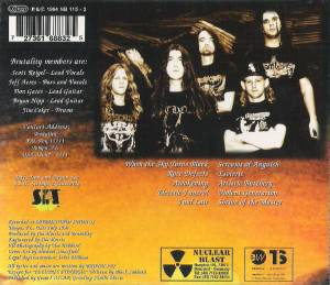 Brutality: When The Sky Turns Black (CD) - Bild 2