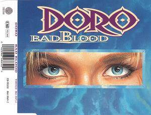 Doro: Bad Blood - Cover