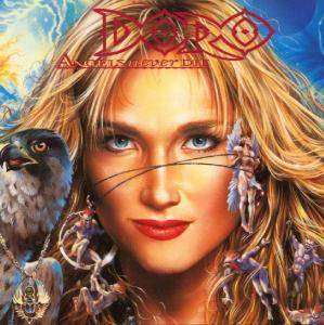 Doro: Angels Never Die - Cover