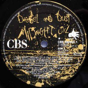 Midnight Oil: Diesel And Dust (LP) - Bild 6