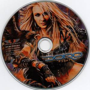 Doro: Fight (CD) - Bild 3