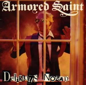 Cover - Armored Saint: Delirious Nomad