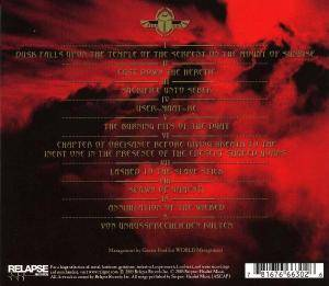 Nile: Annihilation Of The Wicked (CD) - Bild 2