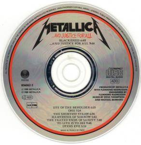 Metallica: ...And Justice For All (CD) - Bild 4