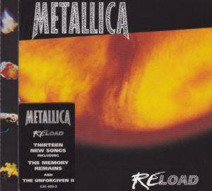 Metallica: Reload (CD) - Bild 1