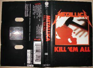 Metallica: Kill 'em All (Tape) - Bild 1