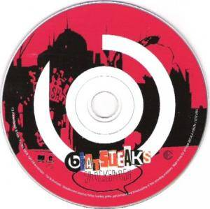 Beatsteaks: Smack Smash (CD) - Bild 3