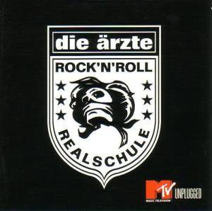 Die Ärzte: Rock'n'Roll Realschule - MTV Unplugged - Cover