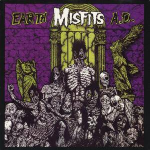 Misfits: Earth A.D. / Wolfs Blood - Cover