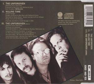 Metallica: The Unforgiven (Single-CD) - Bild 2