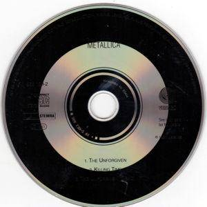 Metallica: The Unforgiven (Single-CD) - Bild 3