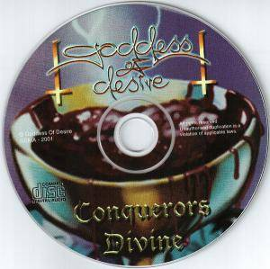 Goddess Of Desire: Conquerors Divine (CD) - Bild 3
