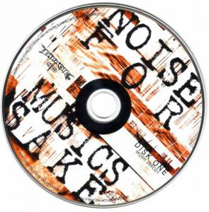 Napalm Death: Noise For Musics Sake (2-CD) - Bild 3