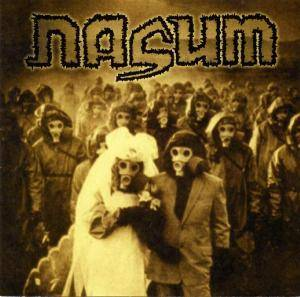 Cover - Nasum: Inhale/Exhale