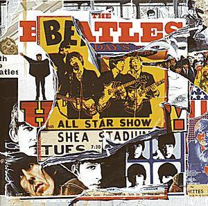 The Beatles: Anthology 2 - Cover