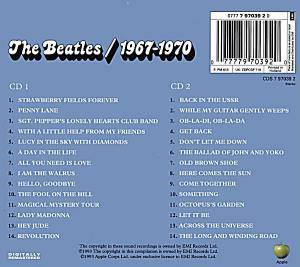 The Beatles: 1967-1970 (2-CD) - Bild 6