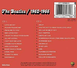 The Beatles: 1962-1966 (2-CD) - Bild 7