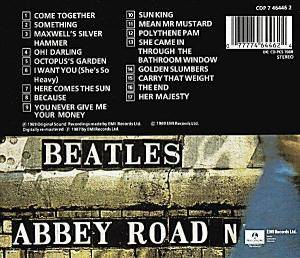 The Beatles: Abbey Road (CD) - Bild 2