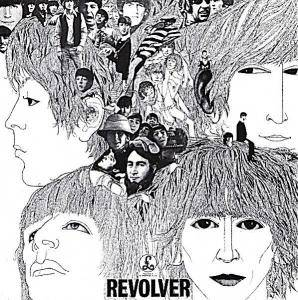 Cover - Beatles, The: Revolver