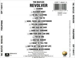The Beatles: Revolver (CD) - Bild 8